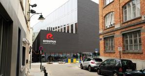 Onze campussen   Erasmushogeschool Brussel