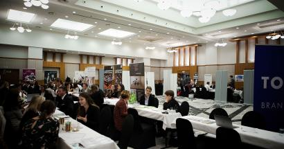 Erasmushogeschool, Hotelmanagement, Hospitality day